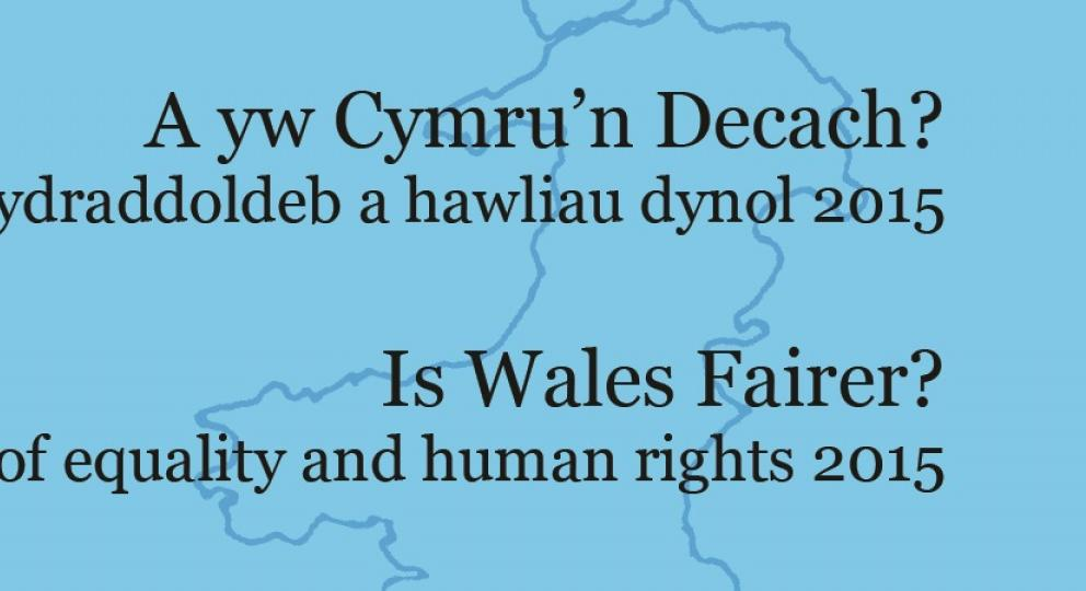 Is Wales Fairer? The State of Equality and Human Rights