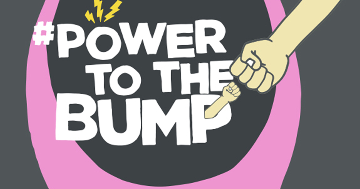 Power to the Bump large logo