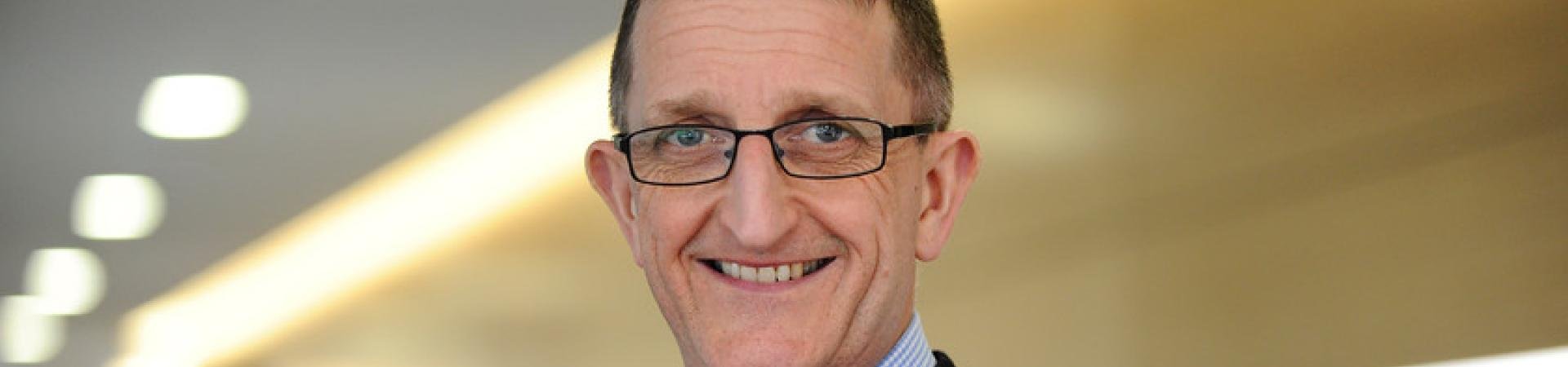 David Isaac, Chair EHRC