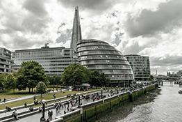 London City Hall building