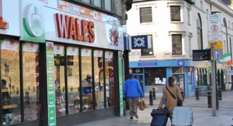 image of a shop