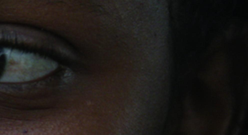 A pair of eyes