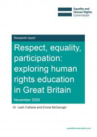 Exploring human rights education in Great Britain