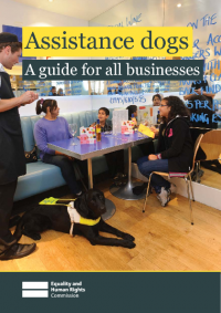 assistance dogs a guide for all businesses