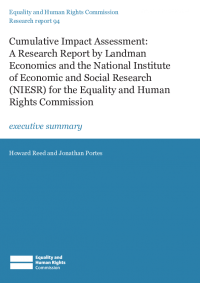 cumulative impact assessment executive summary 30 07 14 2