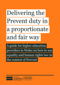 ehrc delivering the prevent duty wales final eng web 0