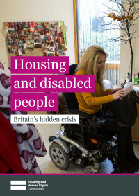 housing and disabled people britains hidden crisis main report