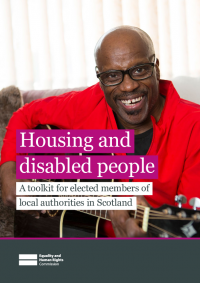 housing and disabled people local authorities toolkit scotland