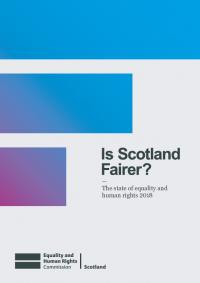 is britain fairer 2018 is scotland fairer