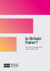 is britain fairer 2018 pre lay