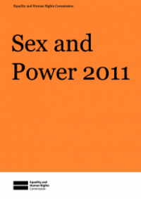 This is the cover of Sex and Power 2011 publication