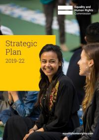 Front cover of Strategic Plan 2019-22