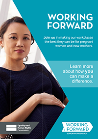 Working Forward factsheet publication cover