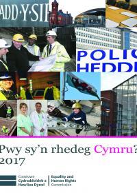 Pwy sy'n rhedeg Cymru? 2017