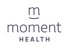 Moment Health logo