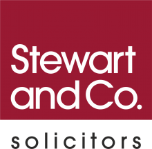 Stewart and Co Solicitors logo